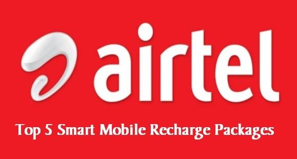 airtel prepaid mobile recharge plans
