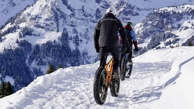biking road trip