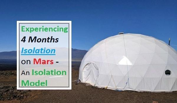 isolation on mars