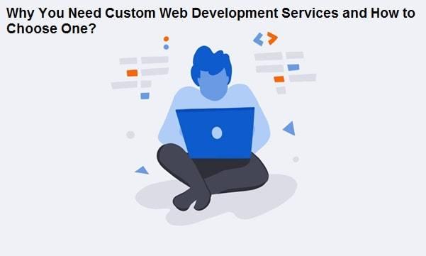 benefits of custom web development
