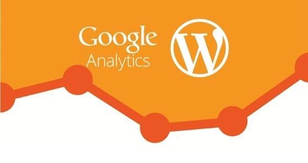 google analytics setup in wordpress