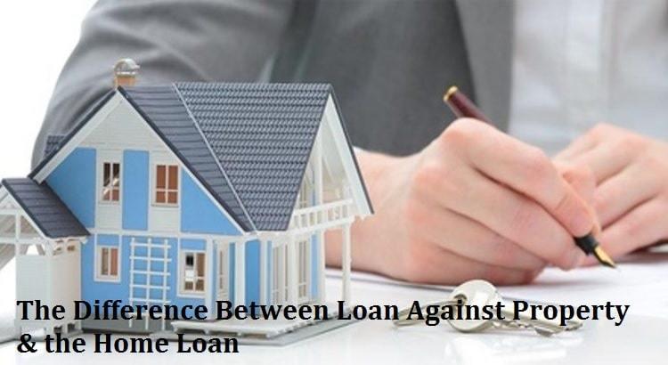 loan against property vs home loan