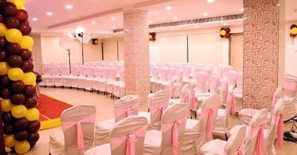 banquet halls in tirupati