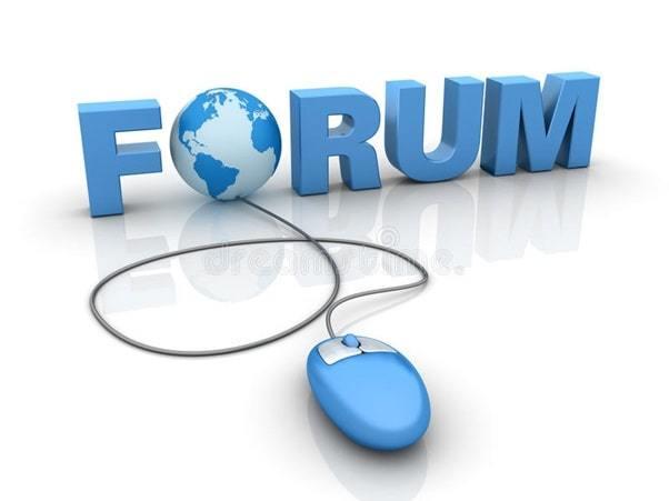 discussion internet forum