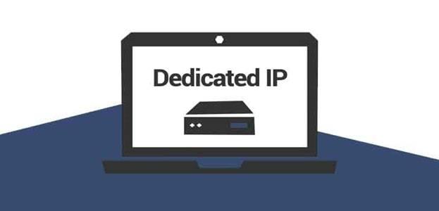 dedicated ip address benefits
