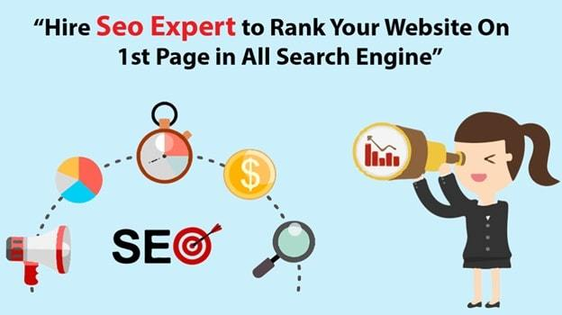 search for seo experts