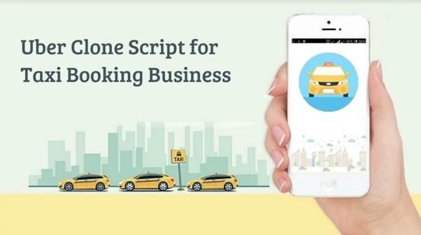 uber clone app development