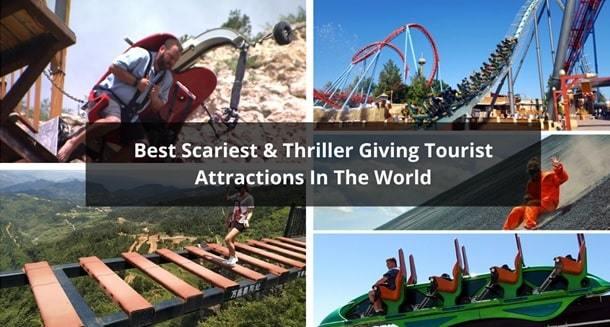 worlds scariest travel destinations