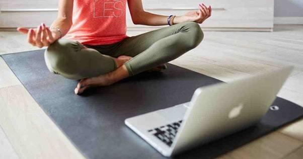 yoga and meditation online