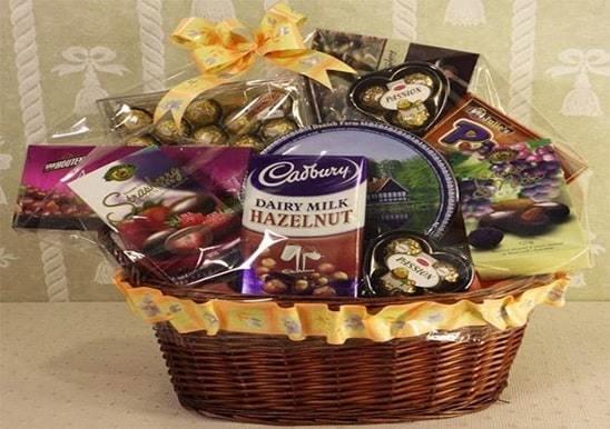 chocolate gift hamper