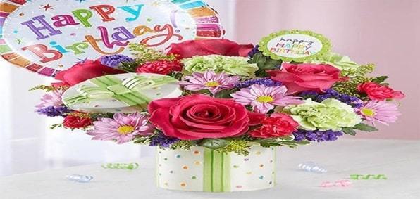 flower bouquet gift hamper