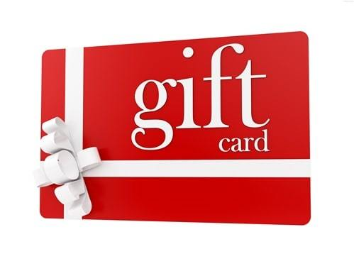gift card online