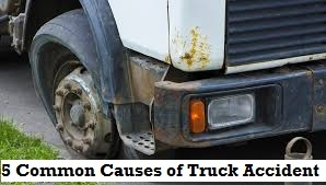causes of truck accident