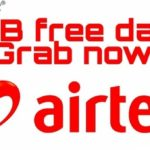 Airtel gives 1GB Free Data for 3 Days