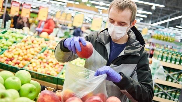 gloves coronavirus public