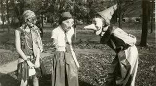 halloween dressing up costumes