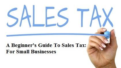 sales tax filing