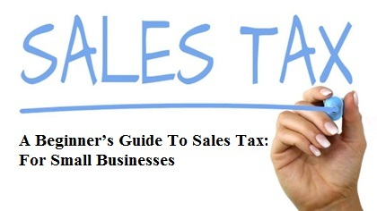 sales tax filing
