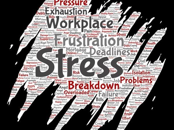 stress among working women