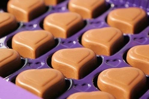 cadbury chocolate candy bar