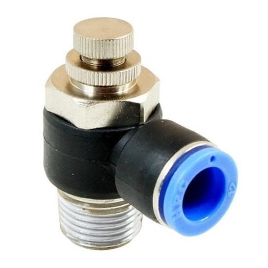 flc600 series flow controller valves