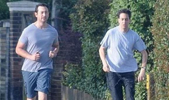 go for jogging on fathers day