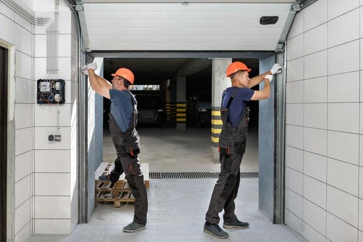 hire garage door repair experts