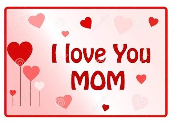 i love you mum image