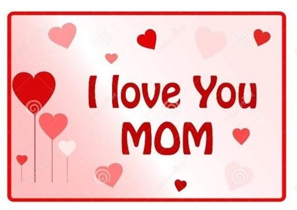 i love you mum image