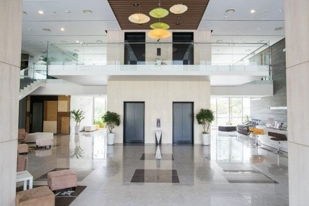 installation of residential elevator