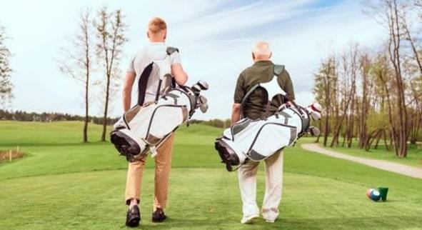 plan for golf on fathers day