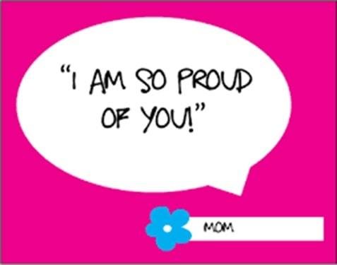 proud of mum image