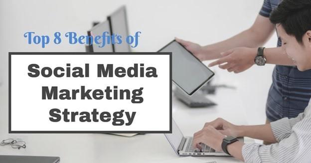 social media use benefits