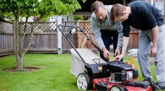 spend time for gardening on fathers day