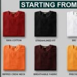 Things To Keep In Mind Before Buying T-Shirts For Men