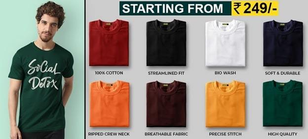t shirt for mens tips