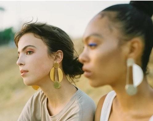trendy standout earrings