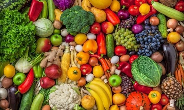 weight loss food list