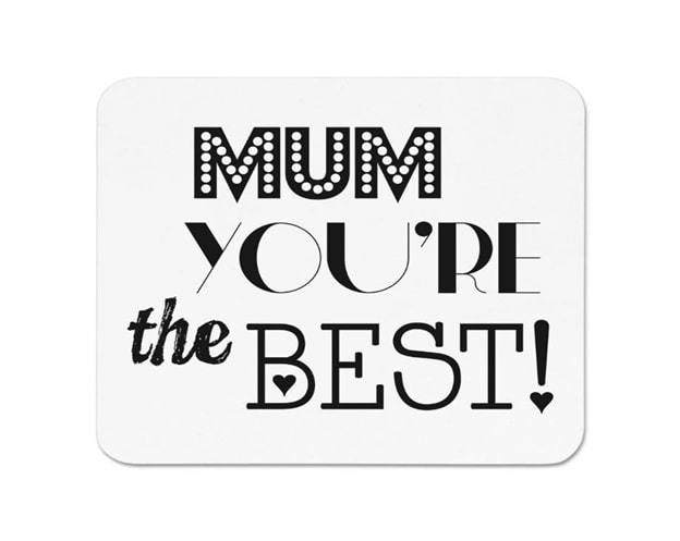 you are best mum image