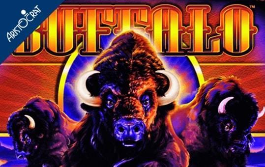 buffalo aristocrat slot game logo