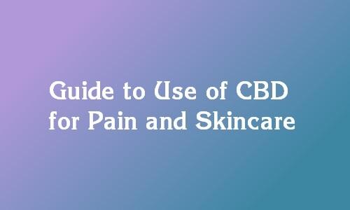 cbd products advantages