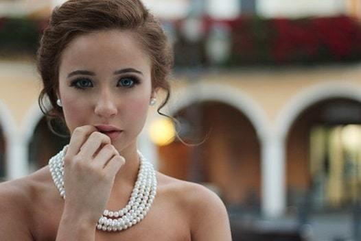initial romantic necklace