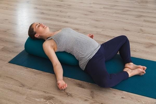 meditation cushion