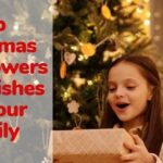 Top Christmas Day Flowers and Wishes for Your Family