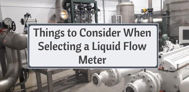 flow meter selection guide
