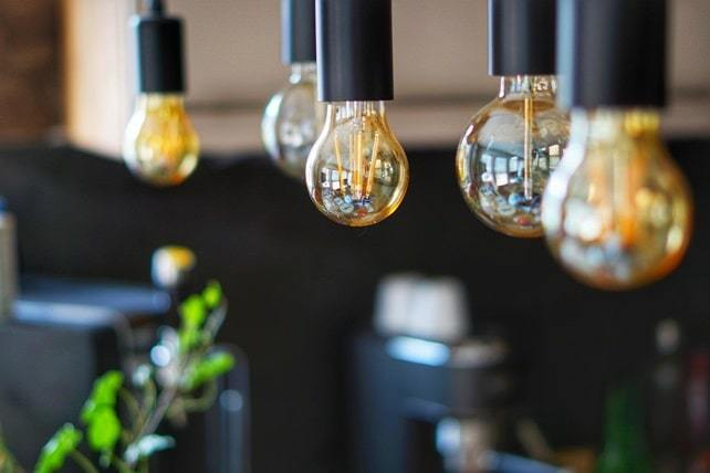 kitchen lamp vintage