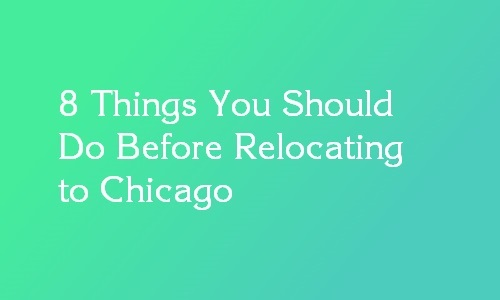 moving to chicago tips