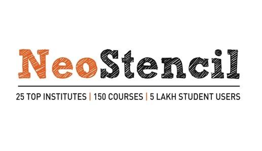 neostencil logo