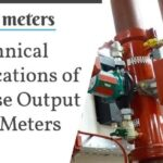 Technical Specifications of the Pulse Output Flow Meters