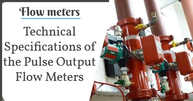 pulse flow meter technical specifications